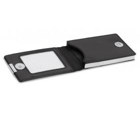 Футляр для визиток или пластиковых карт на магнитной застежке