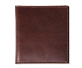 Футляр для пластиковых карт Gloss, коричневый