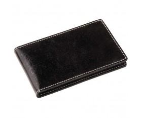 Футляр для визиток или пластиковых карт, черный